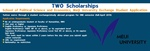 TWO Scholarships School of Political Science and Economics, Meiji University Exchange Student Application